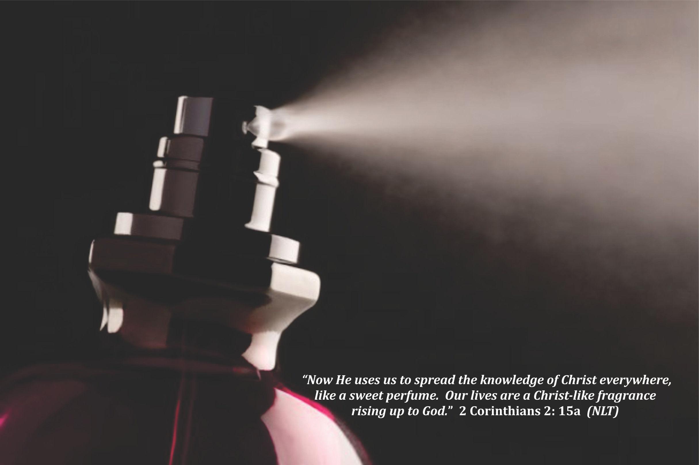 The Jesus Perfume – Spreading His fragrance post thumbnail