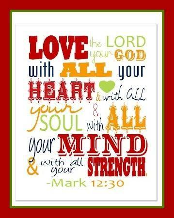 Four Ways To Love God post thumbnail