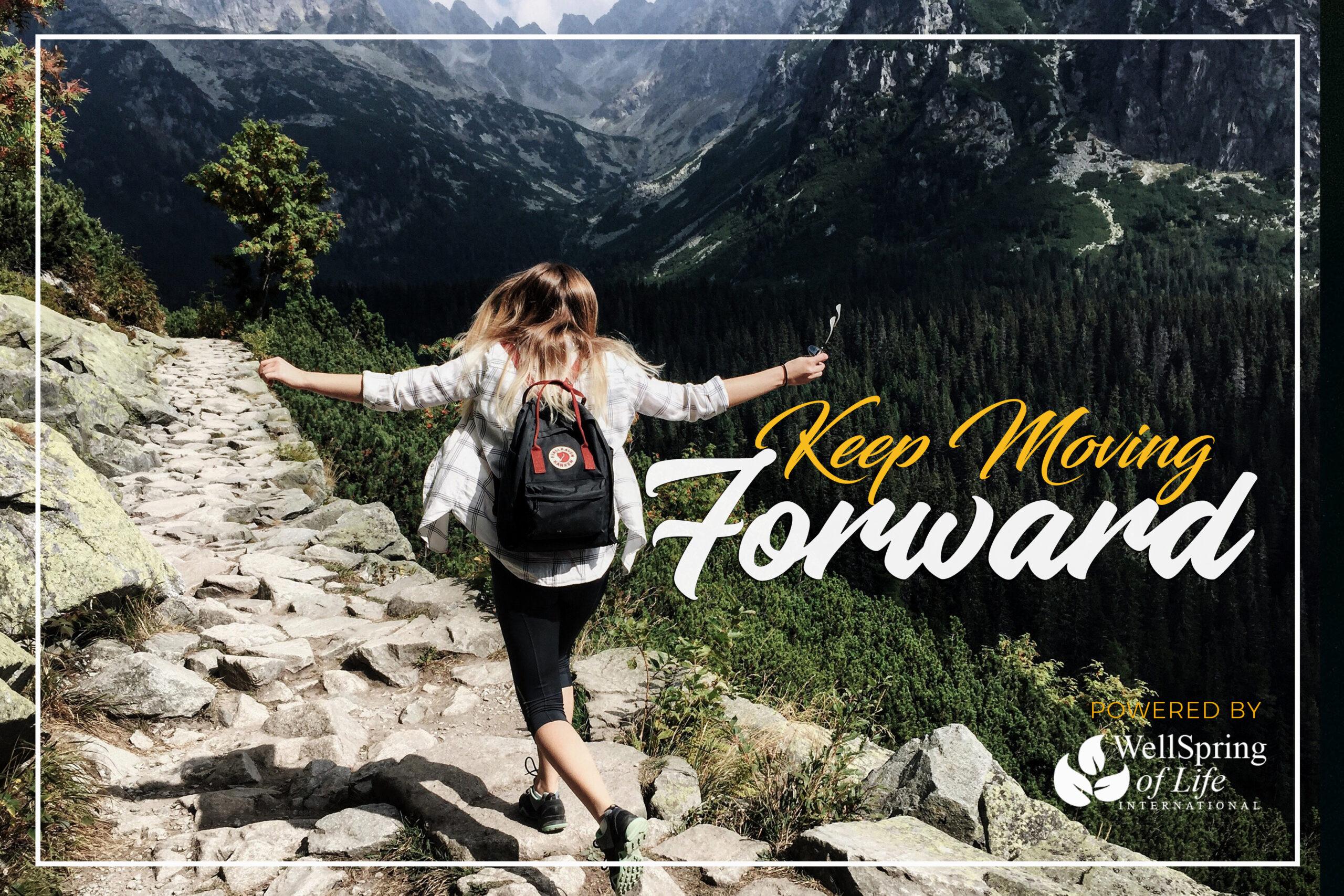 Keep Moving Forward post thumbnail