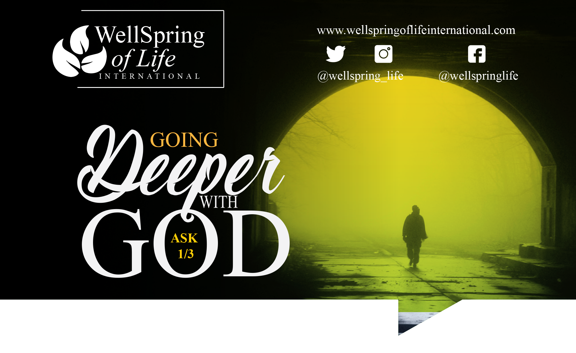 Going deeper with God – ASK (Part 1) post thumbnail