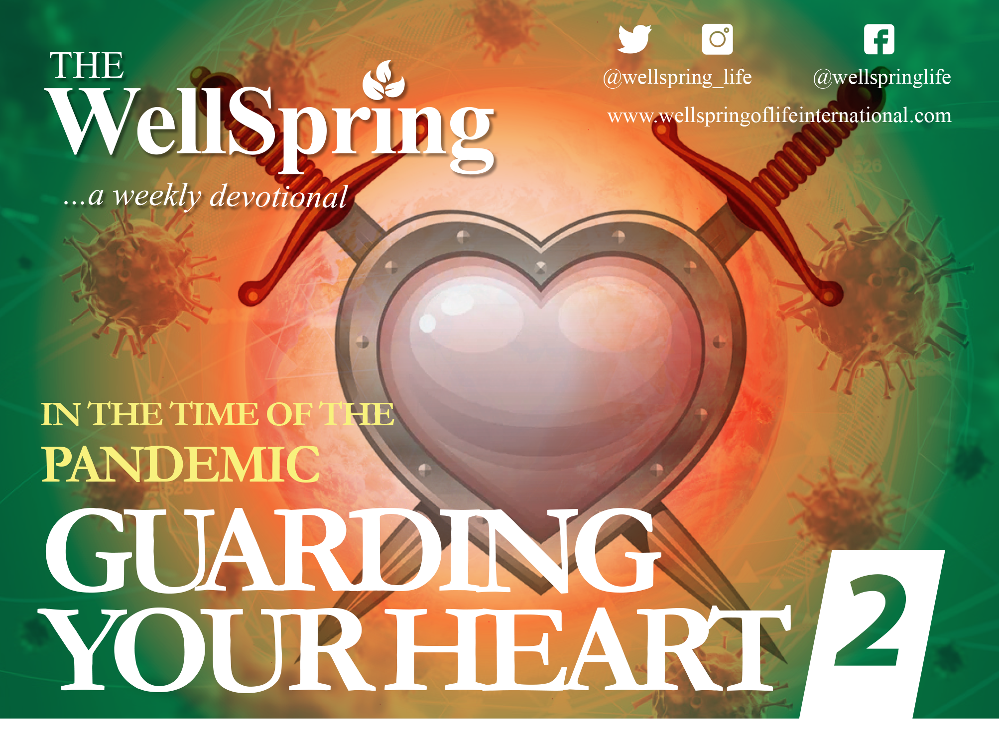 IN THE TIME OF THE PANDEMIC – Guarding your Heart (Part 2) post thumbnail