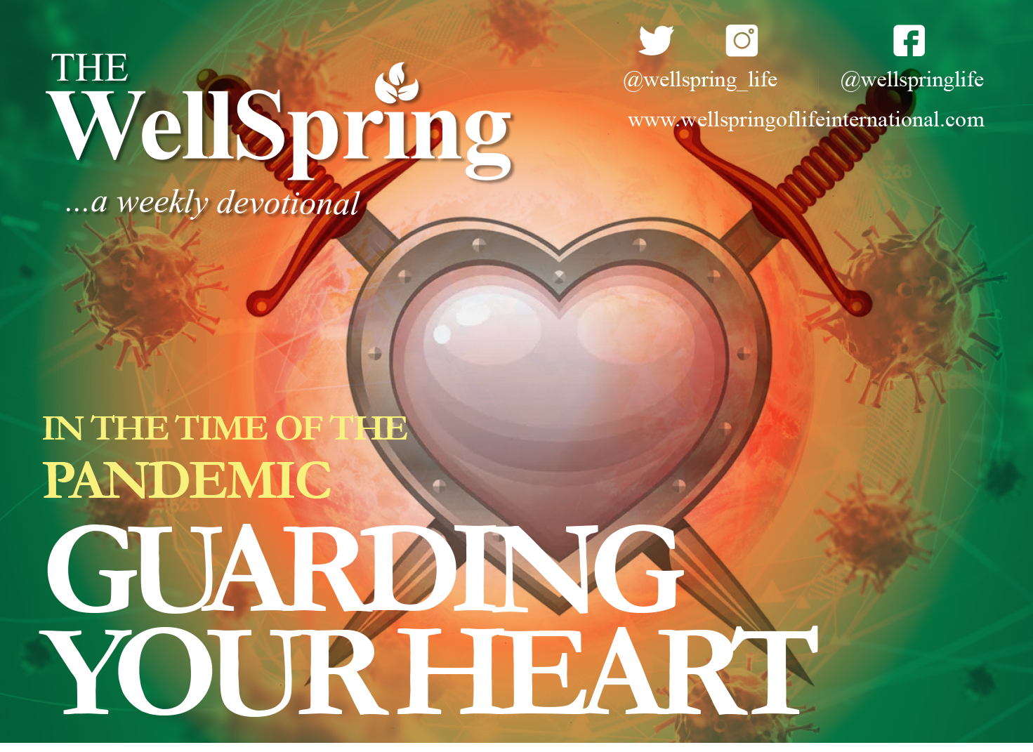 In The Time Of The Pandemic – Guarding your Heart (EYES) post thumbnail