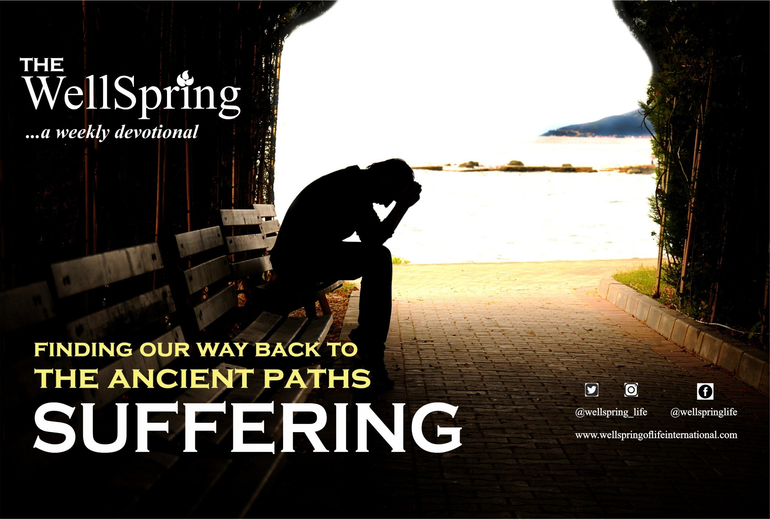 Finding Our Way Back To The Ancient Paths: SUFFERING post thumbnail