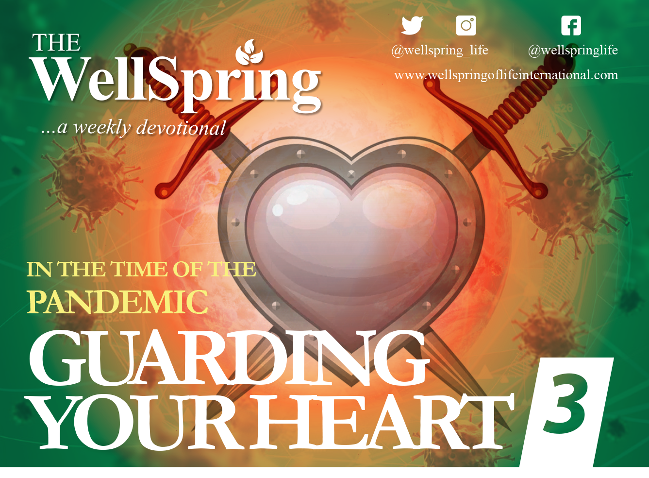 IN THE TIME OF THE PANDEMIC – Guarding your Heart (Mouth) post thumbnail