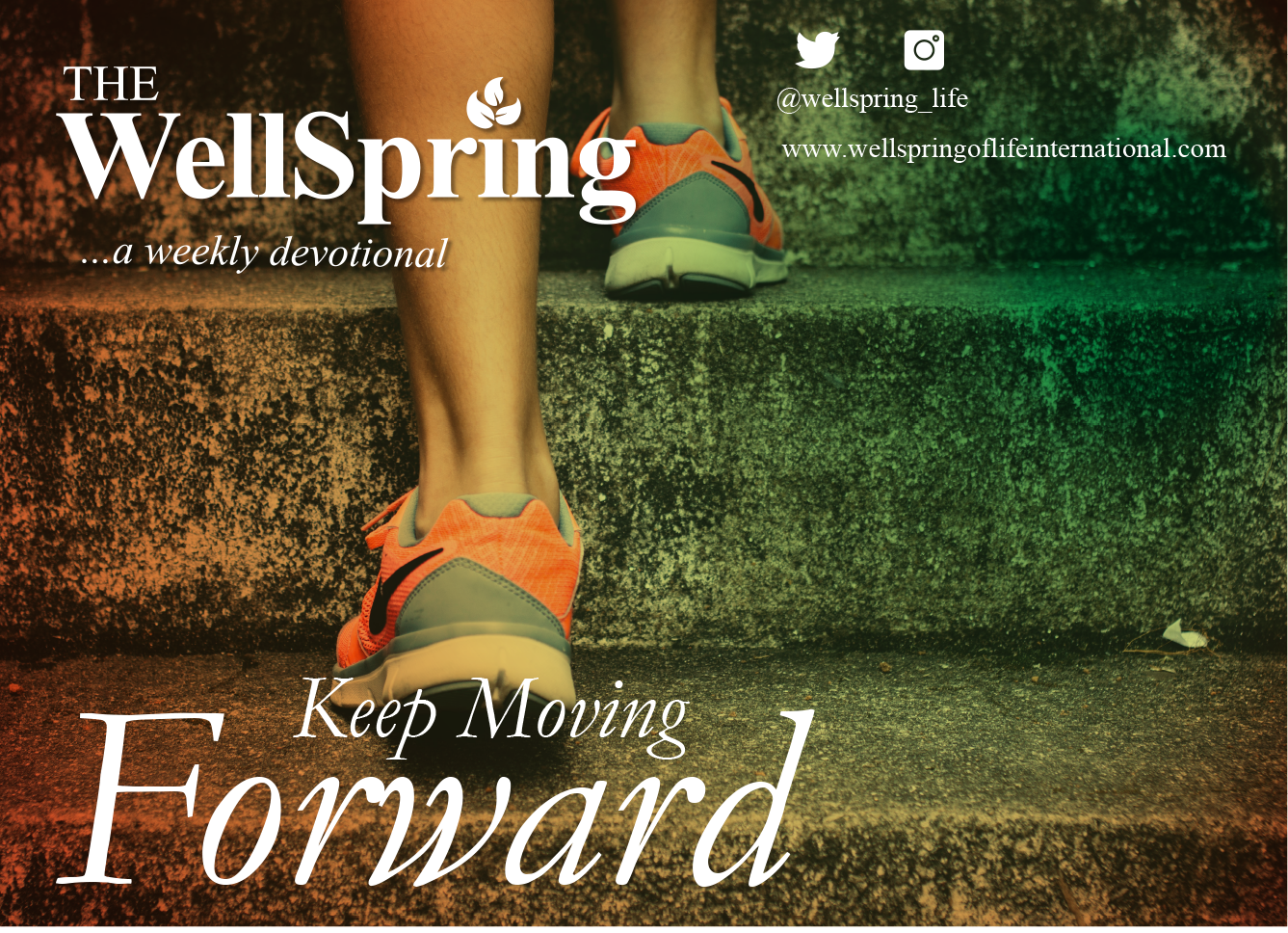 Keep Moving Forward post thumbnail