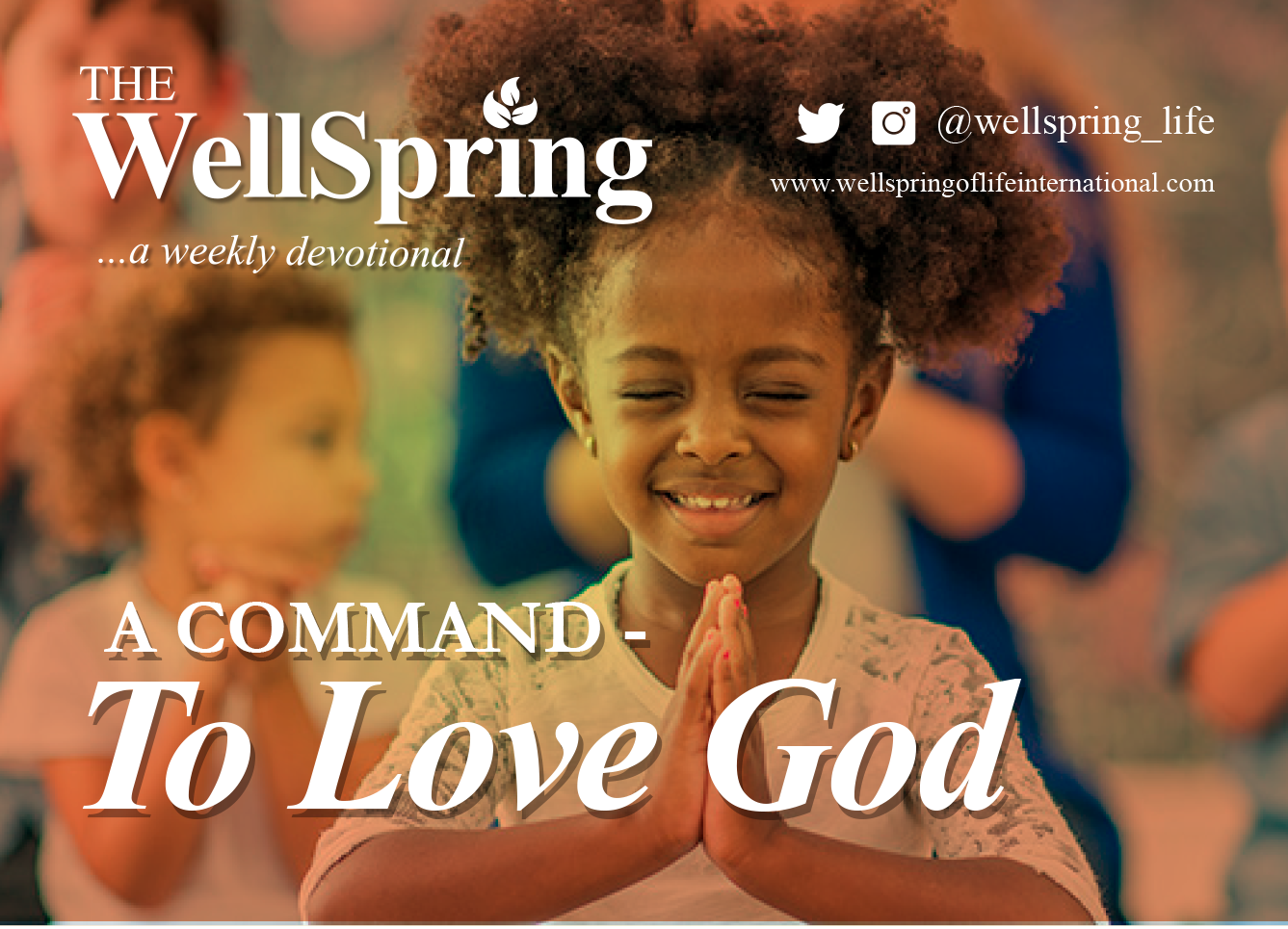 A Command – To Love God post thumbnail