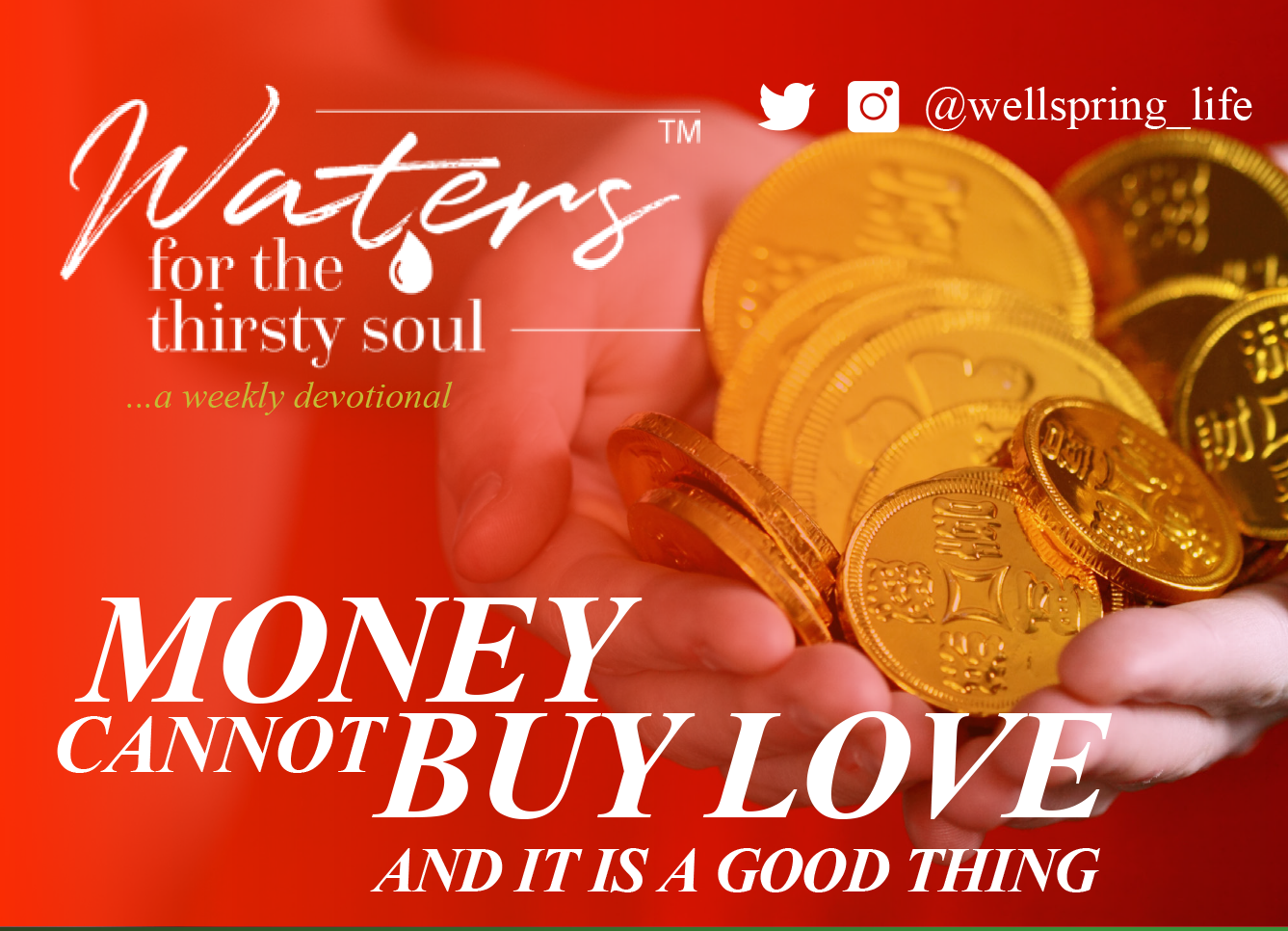 Money Cannot Buy Love And It Is A Good Thing post thumbnail