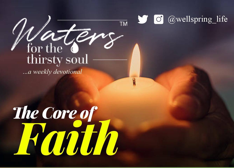 The Core Of Faith post thumbnail